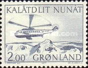[Conveyance of Mail in Greenland, type BF]