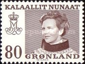 [Queen Margrethe II, type BJ3]