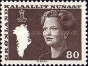 [Queen Margrethe II - New edition, type BS]