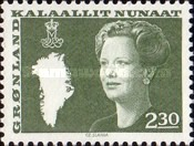 [Queen Margrethe II, type BS4]