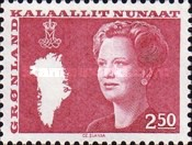 [Queen Margrethe II, type BS7]