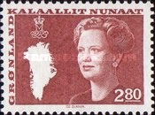 [Queen Margrethe II, type BS8]
