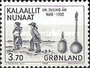 [Greenland Year 1500-1800, Typ CO]