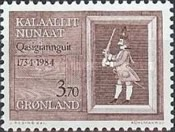 [The 250th Anniversary of Christianshåb, type CR]