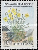 [Flowers - Cotton-grass and Mountain Poppy, Typ EF]