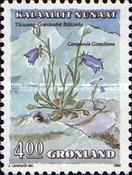 [Flowers -  Harebell, Greenland Marsh Tea and Lapland Cassiope, Typ EJ]