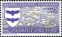 [The 250th Anniversary of Paamiut (Fredrikshaab), Typ FE]