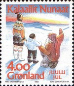 [Christmas Stamp, Typ FI]