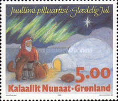[Christmas Stamps, Typ GI]
