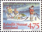 [Christmas Stamps, Typ IN]
