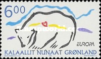 [EUROPA Stamps - Nature Reserves and Parks, Typ JM]