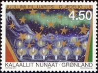 [Christmas Stamps, type KG]