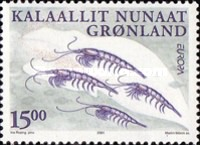 [EUROPA Stamps - Water, Treasure of Nature, Typ KP]