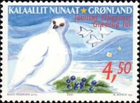 [Christmas Stamps, Typ KT]
