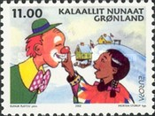 [EUROPA Stamps - The Circus, Typ LE]