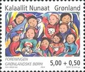 [Benefit for the Society of Greenland Children, Typ MF]