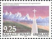 [The 100th Anniversary of Church Law in Greenland, Typ MU]