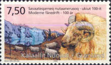 [The 100th Anniversary of Modern Sheep Farming, Typ NU]