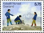 [EUROPA Stamps - The 100th Anniversary of Scouting, Typ OJ]