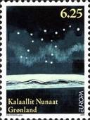 [EUROPA Stamps - Astronomy, Typ PT]