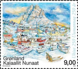 [The 250th Anniversary of the City of Uummannaq, Typ TN]