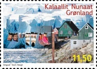 [The Environment in Greenland, Typ XF]