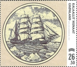 [Old Greenland Banknotes, Typ ZT]