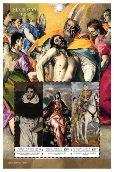 [Paintings by El Greco, 1541-1614, type ]