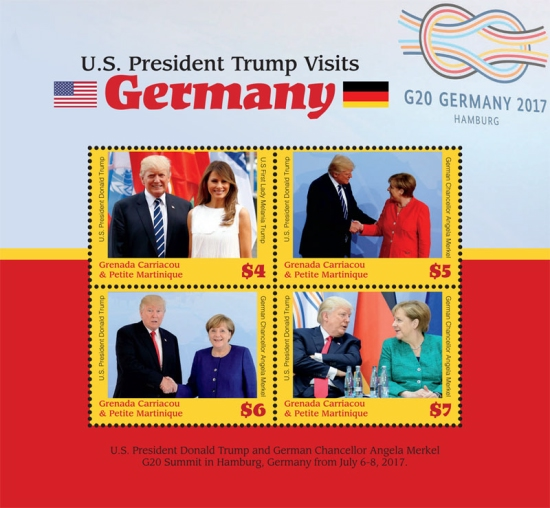 [Donald Trupm Visits Germany, Typ ]