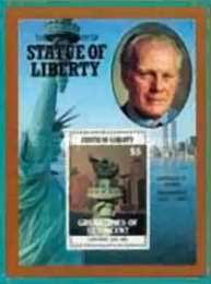 [The 100th Anniversary of Statue of Liberty, New York City, Typ ]