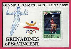 [Olympic Games - Albertville, France and Barcelona, Spain, Typ ]