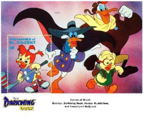[Walt Disney Cartoon TV Series