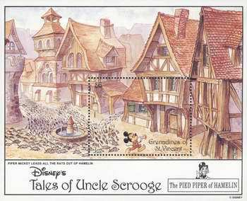 [Tales of Uncle Scrooge - Walt Disney Film