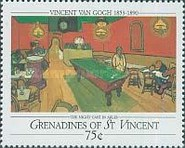 [The 100th Anniversary of the Death of Vincent van Gogh, 1853-1890, Typ AAX]
