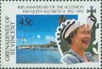 [The 40th Anniversary of Queen Elizabeth II's Accession, Typ ADT]