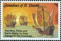 [The 500th Anniversary of the Discovery of the Americas by Columbus, Typ AHQ]