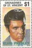 [The 15th Anniversary of the Death of Elvis Presley, 1935-1977, Typ AIK]