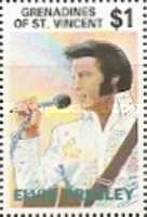 [The 15th Anniversary of the Death of Elvis Presley, 1935-1977, Typ AIM]