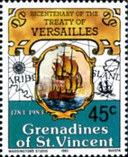[The 200th Anniversary of Treaty of Versailles, Typ HR]