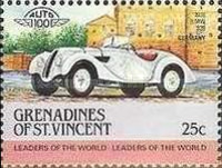 [Leaders of the World - Automobiles, Typ LA]