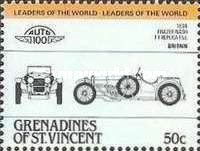 [Leaders of the World - Automobiles, Typ LB]