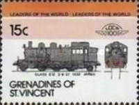 [Leaders of the World - Railway Locomotives, Typ LS]