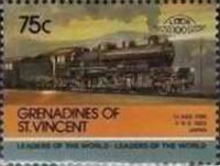 [Leaders of the World - Railway Locomotives, Typ LV]
