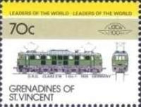 [Leaders of the World - Railway Locomotives, Typ OA]