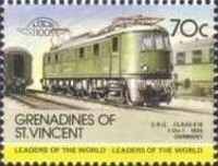 [Leaders of the World - Railway Locomotives, Typ OB]
