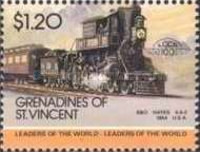 [Leaders of the World - Railway Locomotives, Typ OD]