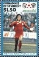 [Football World Cup - Mexico 1986, Typ PZ]