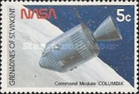 [The 20th Anniversary of First Manned Landing on Moon, Typ WD]
