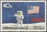 [The 20th Anniversary of First Manned Landing on Moon, Typ WE]