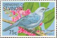 [Birds of the Caribbean, Typ ZD]